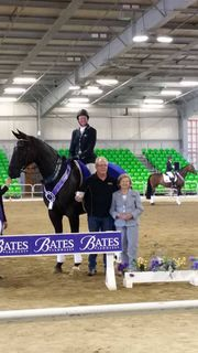NZ Dressage Champs 2017 Win